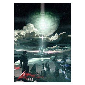 Final Fantasy. Размер: 30 х 42 см
